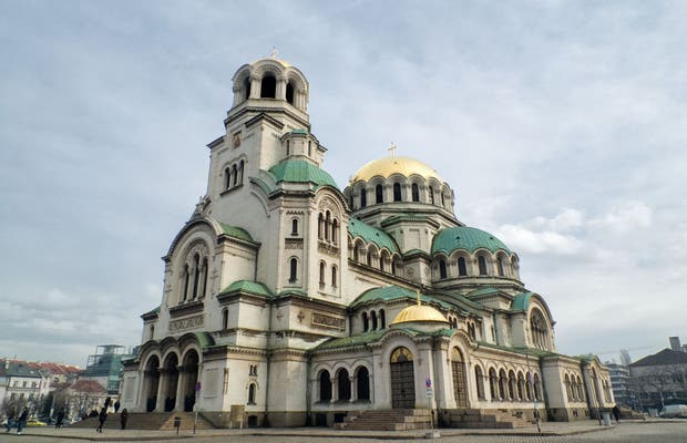 Resultado de imagen para Catedral de Alexander Nevsky.