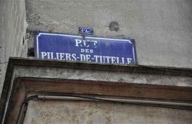 Calle de los Pilliers de Tutelle