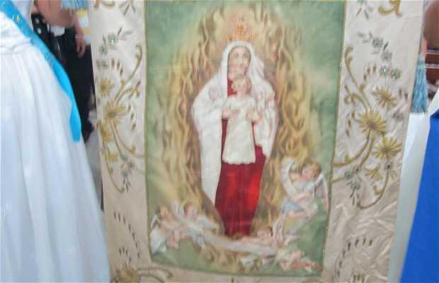 Procesión de la Virgen de La Corteza