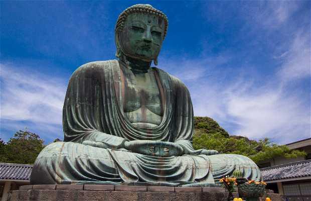 Gran Buda - Koutoku-in (高徳院)