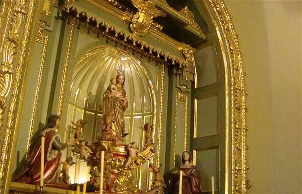 Chapel of the Virgen de los Reyes