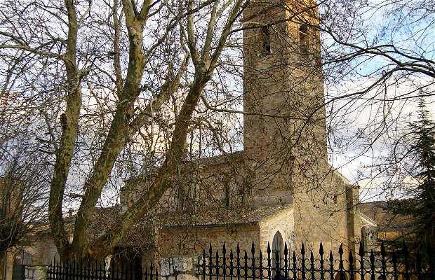 Chiesa di Santa María de la Peña a Brihuega