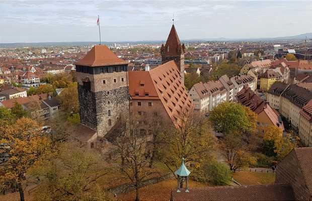 Torre del Castillo de Nuremberg