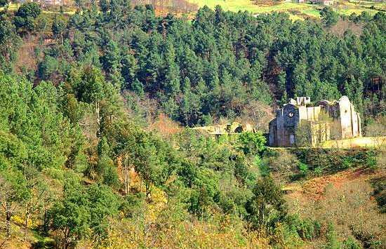 Carboeiro Monastery