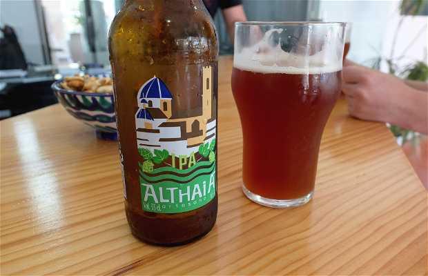 Cervezas Althaia Artesana