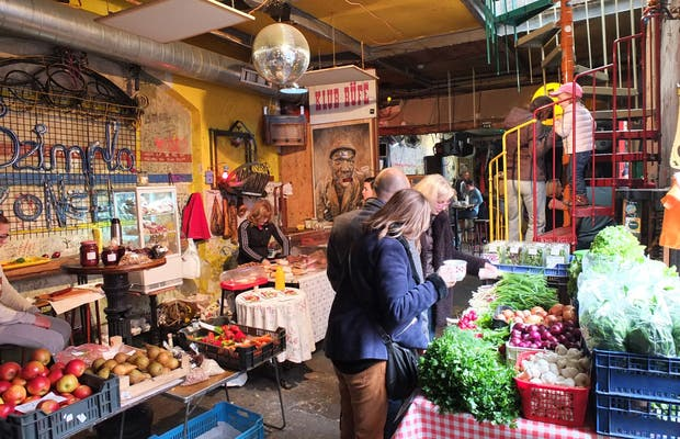 Szimpla Sunday Farmers' Market in Budapest: 1 reviews and ...