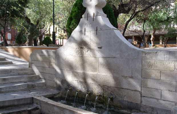 Plaza Plá de la Font
