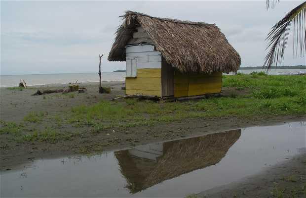 Capurgana Beach