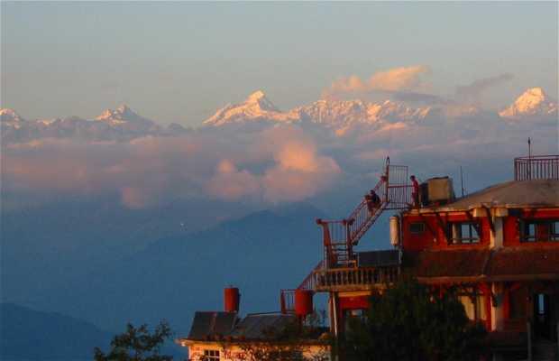 Nagarkot-Pokhara