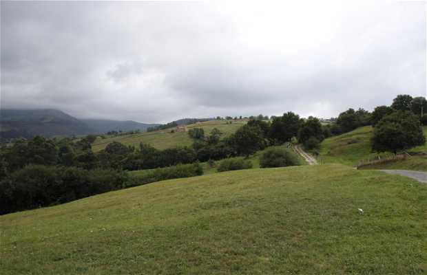 Vistas desde la Iglesia de San Pantaleón