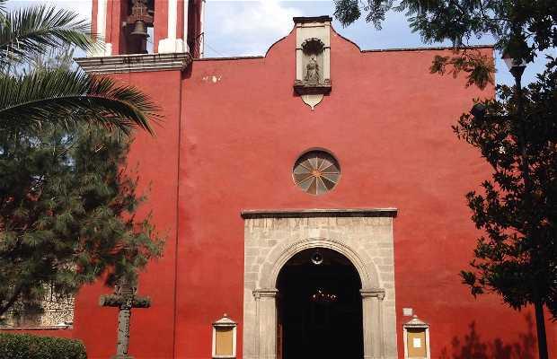 Parroquia y Ex Convento de Santo Domingo de Guzmán