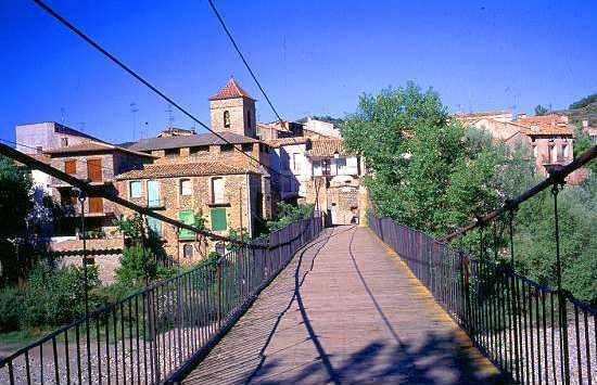 Village de Montañana