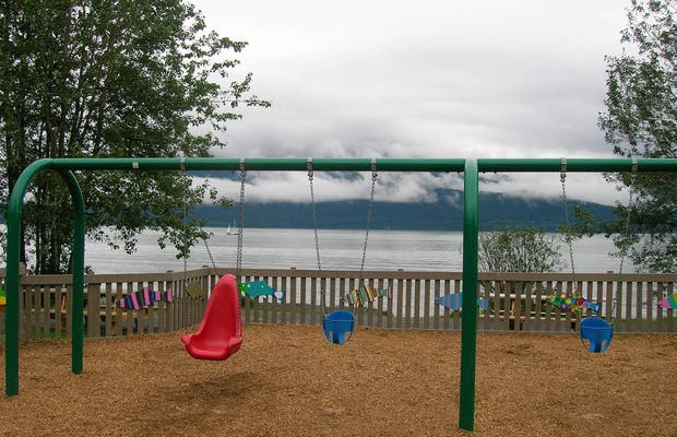 Seward Community Playground