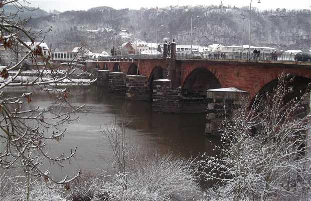 Puente romano de Trier