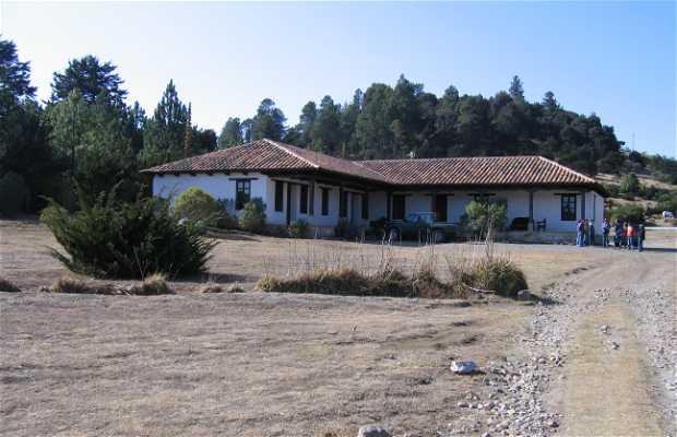 Rancho El Unicornio Azul