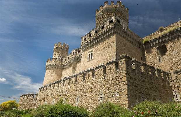 Château de Manzanares el Real