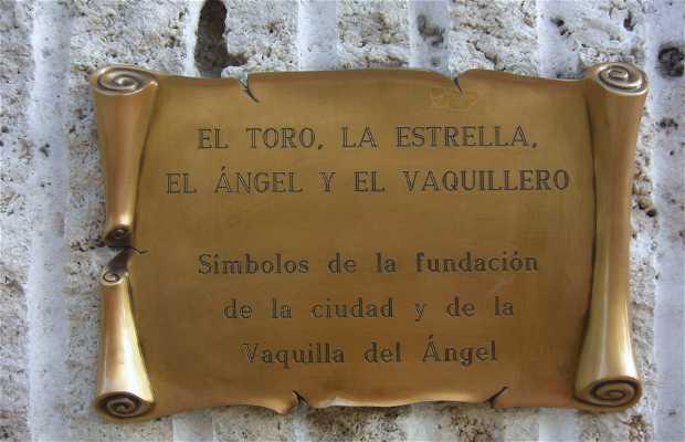 El Angel y el Viaducto