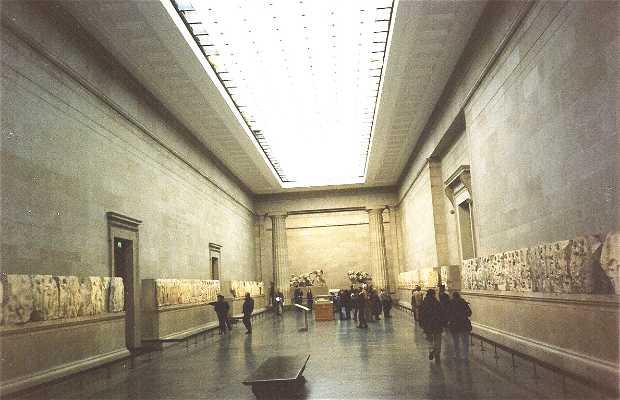 Sculptures du Parthénon