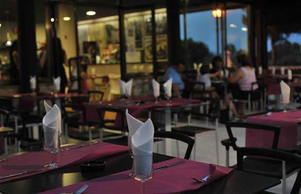 Restaurante Camping Ametlla