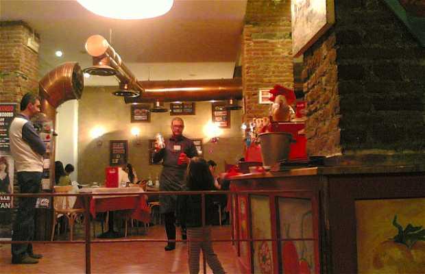 Restaurante Rossopomodoro