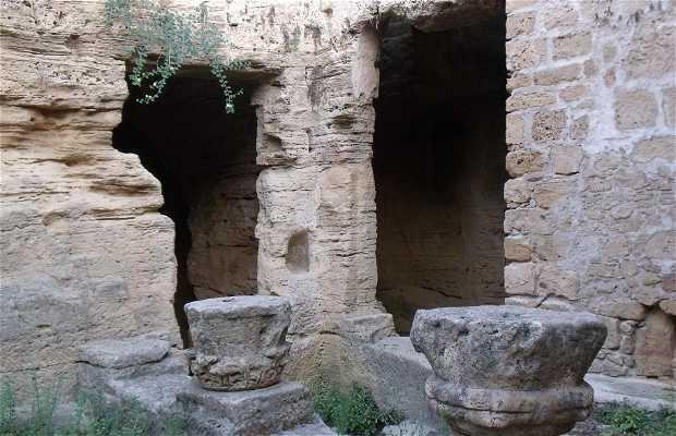 Catacombes romaines