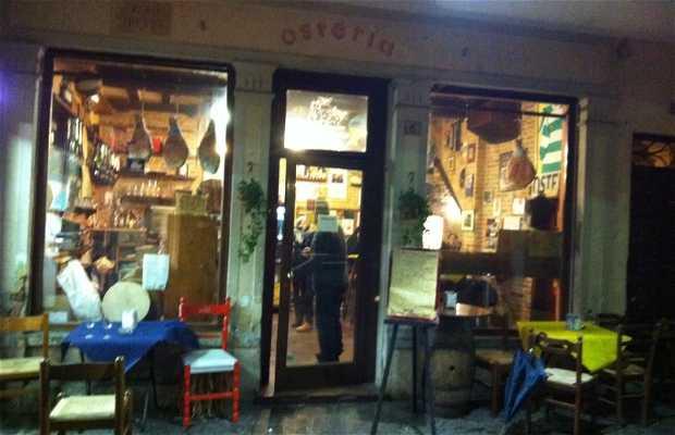 "Osteria Trevisi - ""I Spetenai"""