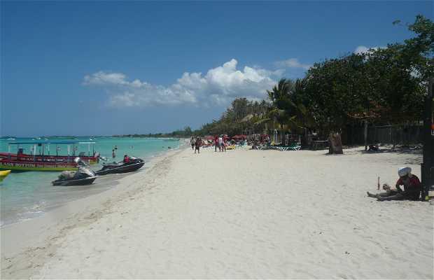 Praia Negril