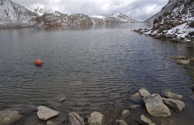 Schwarz See y Schwarzkogel