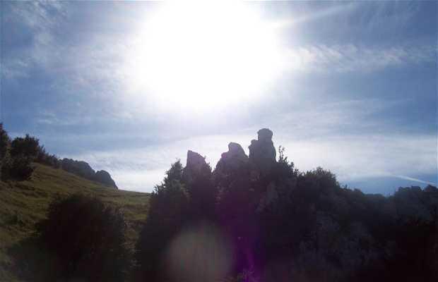 Castillo de Roquefixade