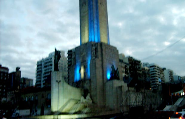 Celebrations of the bicentennial of Argentina in Rosario