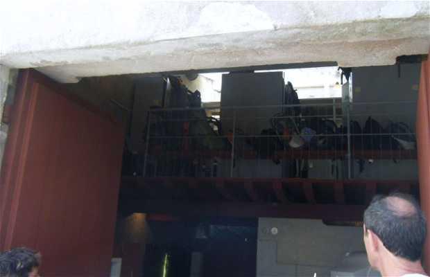 Deposito de Mochilas