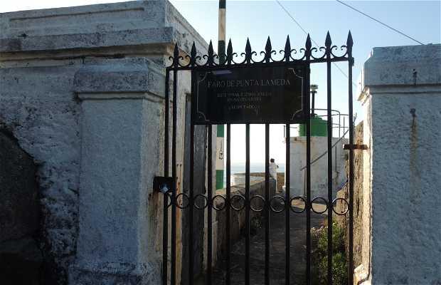 Faro Punta Lameda