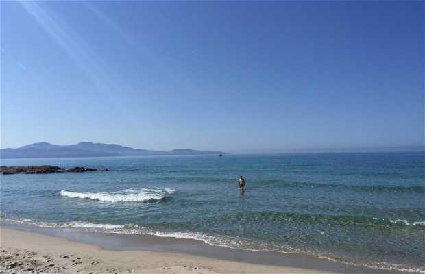 Playa de los Stagnoli