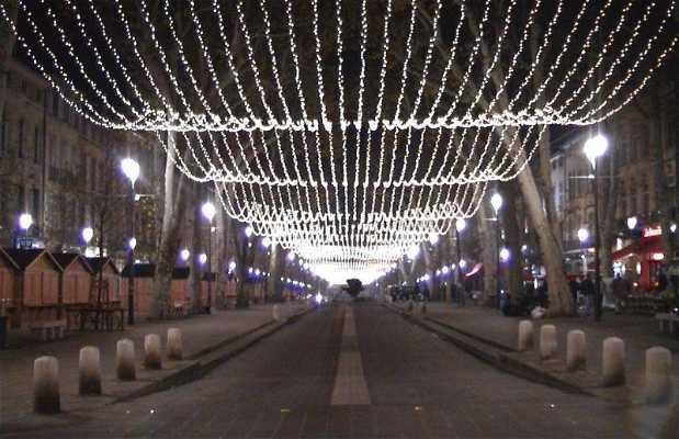 Mercado de Aix-en-Provence