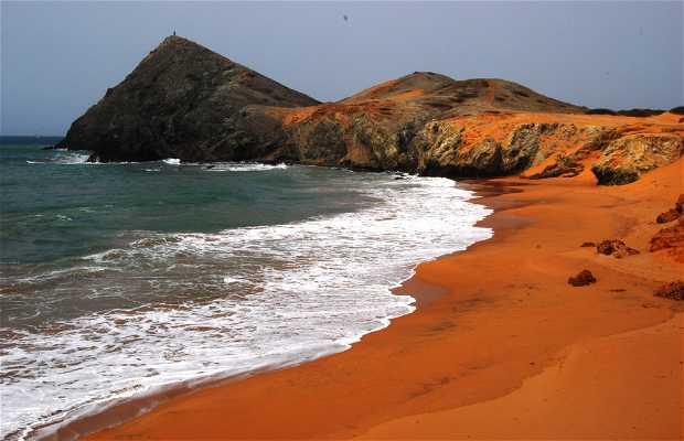 Playa del Pilón de Azúcar (Cabo de la Vela)