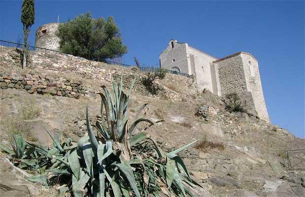 Tour et église romane