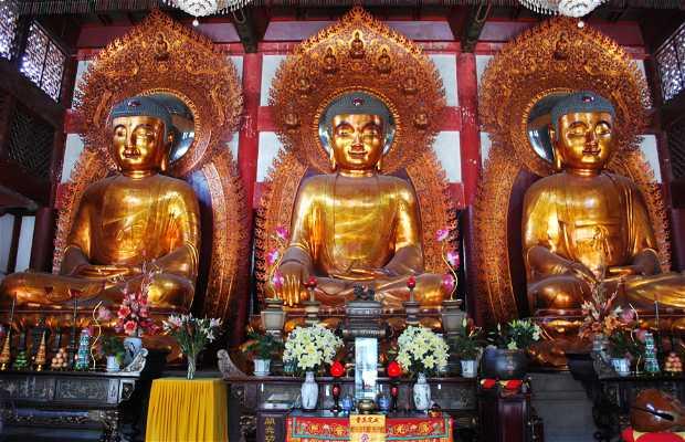 Santuario de los tres budas