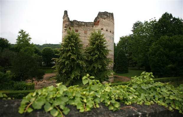 La tour de Vésone