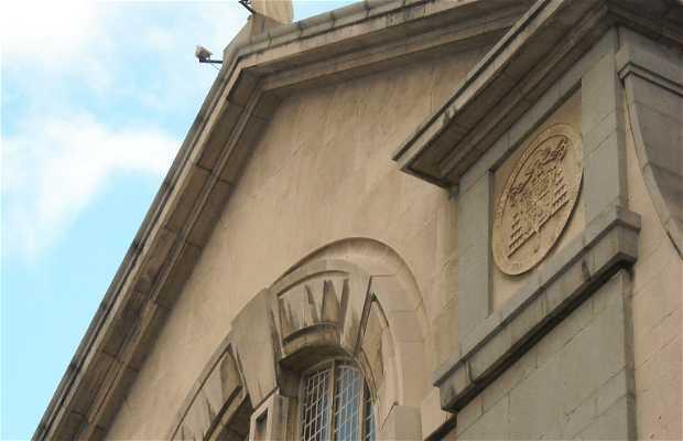 Parroquia del Santísimo Cristo de la Victoria