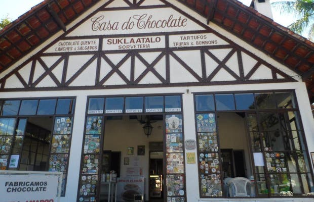 Casa do Chocolate (Suklaatalo)
