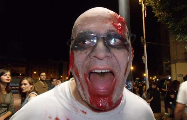 Halloween in Nicosia
