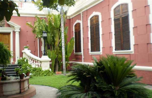 Casa de los Marqueses del Sauzal - Ermita de Franchi