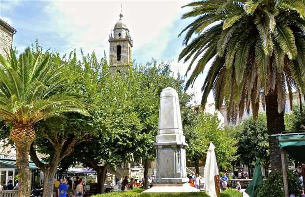 Plaza de la Liberación - Place Porta