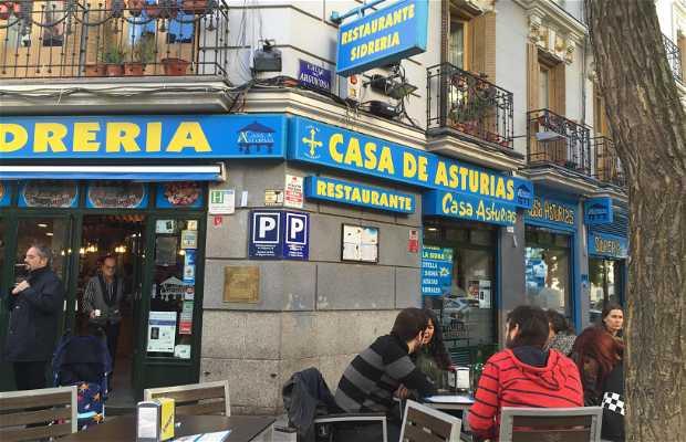 Casa de asturias em madrid 5 opini es e 5 fotos - Casa de asturias madrid ...