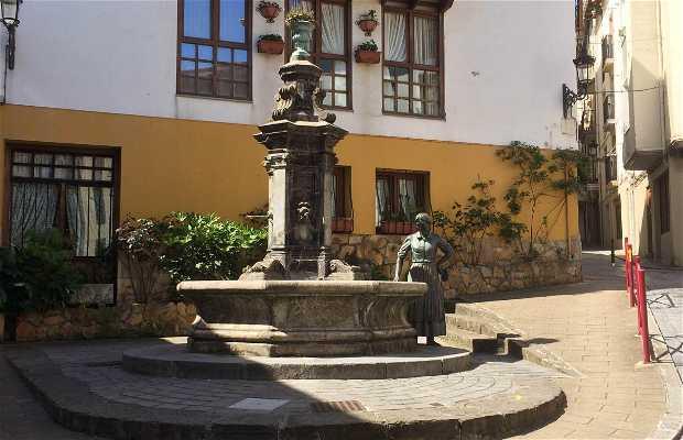 Plaza de San Juan Iturri