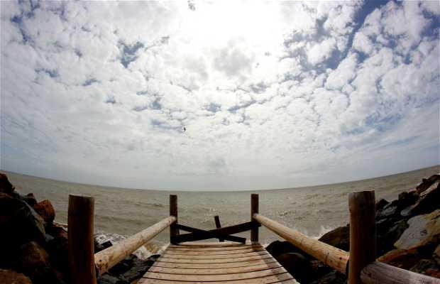 Paseo Marítimo de Isla Canela