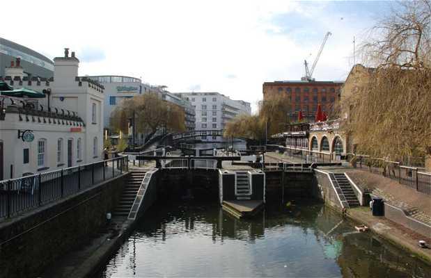 Canal Grand Union de Camden