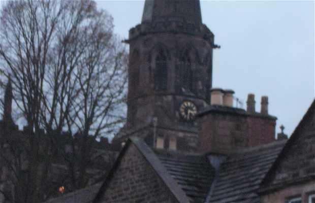 Iglesia parroquia de Bakewell