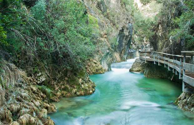 Closed Elias or Borosa River route