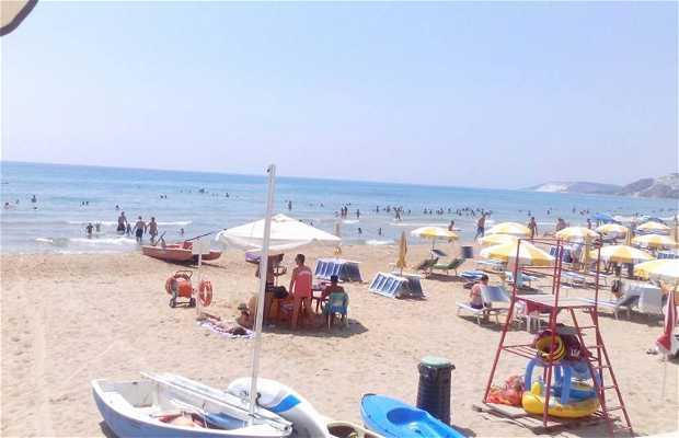 Praia de Siculiana Marittima